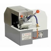 China Easy Type Manual Metallographic Sample Cutting Machine with Quick Clamp wholesale