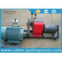 China Cable Winch Puller 1 Ton Electric Cable Winch Puller for Tower Erection wholesale