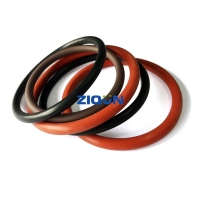 Buy cheap Custom Color Material Dustproof NBR FKM FFKM Seal O Ring from wholesalers