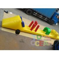 China Floating Inflatable Water Game wholesale