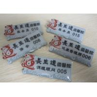 China Custom Staff And Employee Magnetic Name Badges With Pin Fastener wholesale