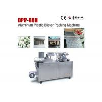China Pharmaceutical Mini Lab Blister Packaging Machinery DPP-88H PC Circuit Panel Control wholesale