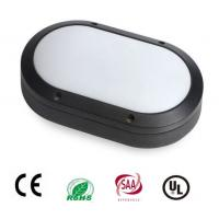 China Aluminum Housing Oval Bulkhead Security Lighting Outdoor 85-285V 20W 1600lm Osram Chip  Driver wholesale