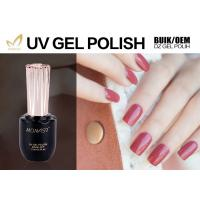 China Customized Packing One Step Gel Nail Polish 3 In 1 High Gloss Finish wholesale
