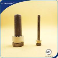 China Professional M6 Weld Stud , Stainless Steel Studs For Train Stations wholesale