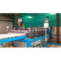 China Waste Plastic Extrusion Line , WPC Foam Board Extrusion Equipment wholesale