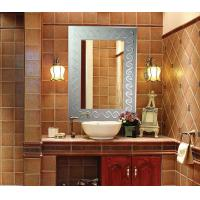 China Frameless Bathroom Wall Mirrors wholesale