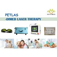 China Petlas Veterinary Laser Therapy Equipment , Class Iv Laser Treatment Machine wholesale