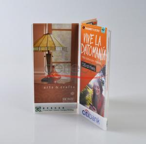 China Deflect-o Acrylic Leaflet /Infomaiton Holder,185x101x212(mm) wholesale