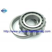 China Industrial Engine Inch Tapered Roller Bearings Gcr15 With Long Service Life wholesale