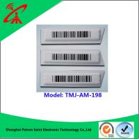 Wholesale Alarming Eas Security Tag / Anti Shoplifting Acousto Magnetic Tag from china suppliers