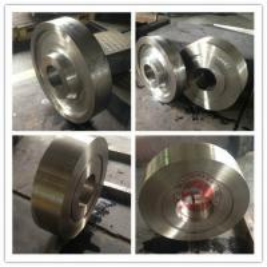 China ASTM Gear Blank Forging For ASTM EN10228 STD Reducer Mining Steel wholesale