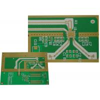 Buy cheap Hybrid PCB ROGERS Ro3000+ IT180A RF Board for for automotive collision avoidance from wholesalers