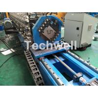 China Furring Channel Cold Rolling Machine with Guiding Column Forming Structure wholesale