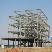 China Cheap Industrial Steel Structure Building Prefabricated Hall wholesale