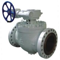 China Floating Full Bore Ball Valve DBB Extension Stem API6D BS5351 Reliable Sealing wholesale