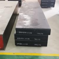 China High Temperature Strength Steel Flat Bar DIN 1.2344 / AISI H13 / GB 4Cr5MoSiV1 on sale
