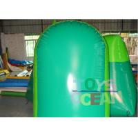 Quality Inflatable Dorito / Temples Paintball Custom Inflatable Paintball Airball Bunkers for sale