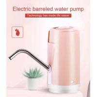 China Bottled Water Dispenser Pump With 4W 5V Saving Your Power And Safety Drinking wholesale