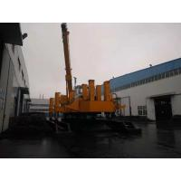 China Manual static pile driver  for  pressing the precast concrete spun pile and square pile  with noise free wholesale