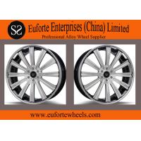 China Susha Wheels- Hyper Silver Forged Wheels 100- 139.7mm Styling Caps 0- 75mm ET wholesale