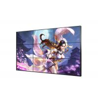 China Indoor Large Flexible LCD Video Wall Tempered Glass Face Frame Decoration wholesale
