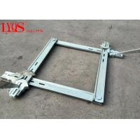 China Formwork Lock Fast Column Form Clamps Heavy Duty Corrosion Resistant wholesale
