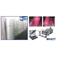 China 0086 577 58109881 Vinot High Speed Good Quality Air Bubble Film Machine  Customized for India Model No. DYF-1200 wholesale