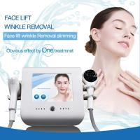 Buy cheap Professional Radio Frequency Face Lift Slimming Treatment / Fractional Radio Frequency Skin Tightening from wholesalers