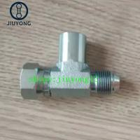 Buy cheap male x swivel female test points,test couplings from wholesalers