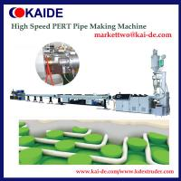Quality High Speed PE-RT Pipe Production Machine 16mm-32mm/ 35m/min Pipe Making Machine for sale