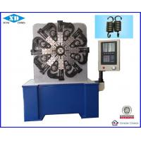 China CE ISO 3 - 4 Axis CNC Spring Forming Machine / Spring Making Machinery wholesale
