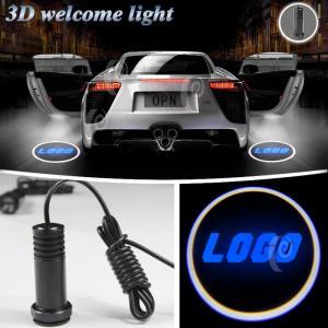 China LED Car Accessory / LED Door Projector Lights / Led Car door Logo Laser Projector Light wholesale