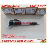 BOSCH genuine and New Common rail Injector 0445110307 for komatsu PC70-8 6271-11-3100