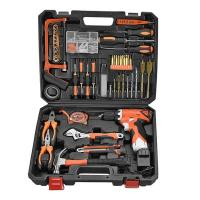 China Flexible Shaft Cordless Power Tool Sets , 3Nm Rated Torque Cordless Tool Kits 16 Pcs on sale
