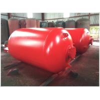 China Portable Compressed Air Receiver Tank Vertical / Horizontal Type Large Volume wholesale