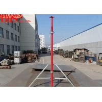 Quality High Load Building Support Props , Scaffolding Prop Jack For Vertical Shoring for sale