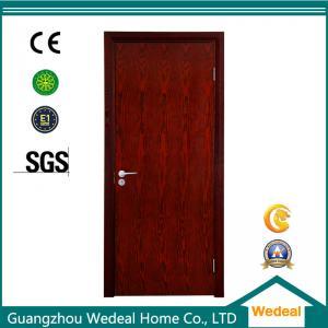China Wooden Door Skin Main Door PVC interior Panel Door For Room/Villa/Hotel/Project Factory Supply on sale