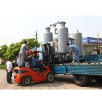 China Hydrogenation Deoxide Nitrogen Purification System With Atlas Copco Air Compressor wholesale