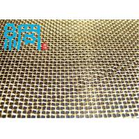 Quality brass wire mesh wire dia 0.30-0.50mm for sale