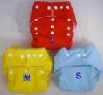China eco-friendly reusable cloth diaper wholesale