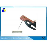 China 400A Copper Welding Ground Clamp , Mig Earth ClampFor MMA TIG MIG Welding Machine wholesale