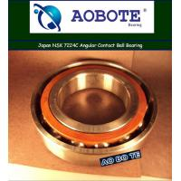 Quality Angular Contact NSK Ball Bearings 7224C With Single Row For Mining for sale