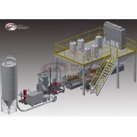 China Turn Key Small Twin Screw Extrusion Machine Higly Engineered Process wholesale