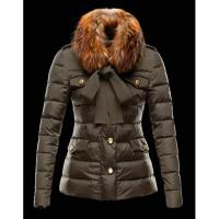 Buy cheap Moncler 2015 new design women winter down coat with fur collar from wholesalers