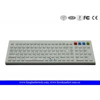 Buy cheap Rugged Wireless Waterproof Keyboard Full Function Number Keys For Military from wholesalers