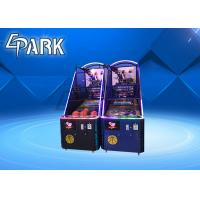 China Coin Operated Arcade Basketball Game Machine  or 1 to 2 Player 100W on sale