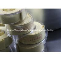 China Long Service Life Garniture Kevlar Fabric Tape For Tobacco / Cigarette Machine wholesale