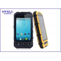 IP67 Android NFC Rugged Waterproof Land Rover A8 Mobile Phone For ChemicalIndustry