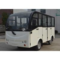 China 220V Electric Shuttle Vehicles Electric Resort Cart CE Approved OEM Services wholesale